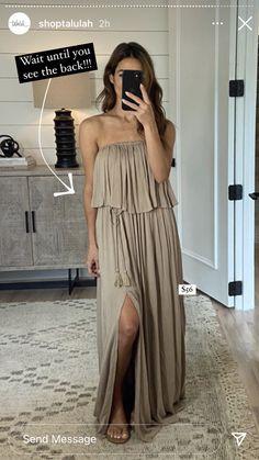 Dressy Dresses, Strapless Dress, Fashion, Strapless Gown, Moda, Stylish Dresses, Fashion Styles, Fashion Illustrations