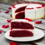 Recept: Koolhydraatarme en suikervrije Red Velvet Cake
