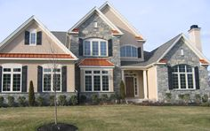 "Sal Paone Builder Homes  Walnut Hill  Huntingdon Valley, PA,   Abington Twp, Montgomery County   Model ""C"""