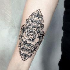 geometric tattoos : Photo