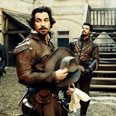 Fan Art of Aramis and Porthos for fans of The Musketeers (BBC) 36536385 Musketeers Cast, The Musketeers Tv Series, The Three Musketeers, Aramis And Athos, Bbc One Show, Howard Charles, Luke Pasqualino, Tom Burke, Writers