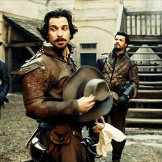 BBC musketeers gif | The-Musketeers-BBC-image-the-musketeers-bbc-36536385-245-245.gif