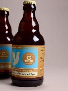 Golan Brewery by Assaf Cohen and Ernesto Bijovsky of Blend It Design