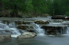 Texas Hill Country River II - Paul Huchton