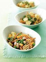 Toddler friendly pasta salad