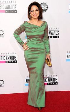 Gloria Estefan, AMA 2012