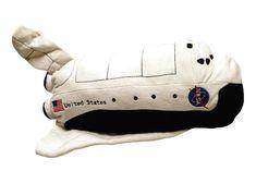 OMSI NASA Peekaboo Plush Pillow