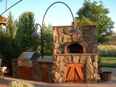 Backyard #Wood Fired #Pizza #Oven