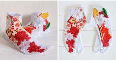 Tabi / 一つ一つ手縫いで作られた足袋が可愛すぎる♡ | 趣通信