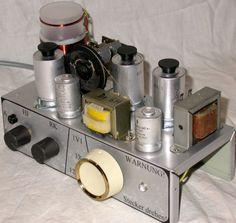 Der Russen Liliput - Ein MW-Audion mit 3 * 12SH1L