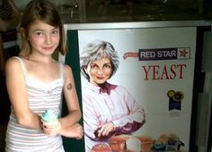 Free Sample of Red Star Baking Yeast