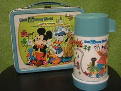 Walt Disney World Lunch Box