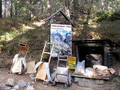 Wie sich ein Sherpa fühlt, das kann man ausprobieren. Foto: Doris Ladder Decor, Home Decor, Pictures, Decoration Home, Room Decor, Home Interior Design, Home Decoration, Interior Design
