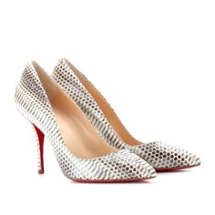 Christian Louboutin ��Follies Lace�� Pumps