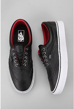 Vans' take on the dress shoe...? I can dig it.