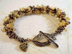 magatuma spiral kumihimo-bracelet shades