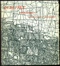 DUBUFFET. Exhibition of Paintings and ''Assemblages d'Empreintes'' executed in 1954-1955. New York,  Pierre Matisse Gallery,  1956