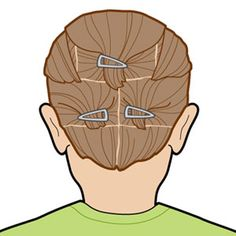 How to #Cut Your #Kids #Hair: How to Cut Short Hair  #diy