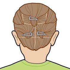 How to Cut Your Kid\'s Hair: How to Cut Short Hair (via Parents.com)