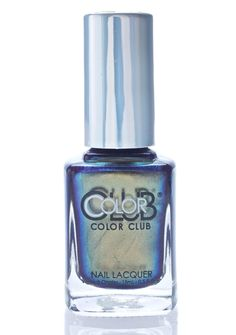 Color Club Cash Only Nail Polish only benjis here, bb! Yer fingers only deserve real greenz with this sik nail polish featuring trichrome hues that shines from green to gold, all complete with the perfect smooth application.
