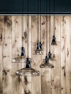 LIGHTING | Shadows by Brokis. Design by Lucie Koldova and Dan Yeffet #Wood #Lamp #Light #Lucie #Koldova #Dan #Yeffet