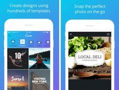 Canva presenta su versión para hacer banners desde iPhone