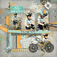 CREDITS: Bikes and Trikes Bundle by Dream Big Designs; Fuss Free: FreeBee 26 by Fiddle-Dee-Dee Designs; font is Soymilk