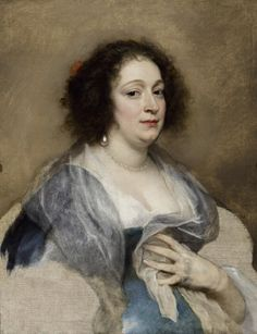 Anthony van Dyck (1599–1641) Portrait of a Woman, ca. 1640 Oil on canvas 29 7/8 × 23 1/4 in. (75.9 × 59.1 cm) Speed Art Museum, Louisville; Museum Purchase, Preston Pope Satterwhite Fund