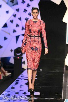 Pankaj & Nidhi Wills Lifestyle India Fashion Week 2014 - Cocktail Wear - Bigindianwedding Cocktail Wear, Cocktail Gowns, House Of Card, India Fashion Week, Fashion Show, Wills Lifestyle, Designer Cocktail Dress, High End Fashion, Dream Dress