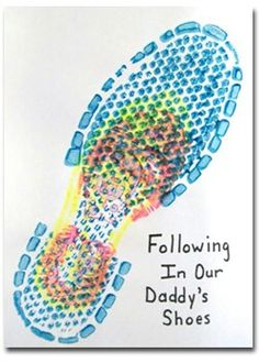 Cute father's day DIY