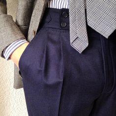 sartorial-ricky:  Details #ootd #ootdmen #wiwt #outfit #class #fashion #fashionblogger #lookbook #menswear #mensclassic #mensfashion #mensclothing #class #suitandtie #gentleman #guyswithstyle #igdaily #igfashion #bespoketailoring #bespoke #sprezza #sartorial #dapper #dappermen #inspiration #vandafineclothing #styleforum #lopezaragon #tailor #vitalebarberiscanonico #handmade