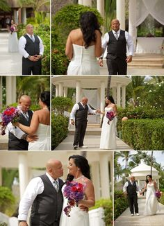 Leah & Daniel's wedding renewal celebration Majestic Colonial Punta Cana, Wedding Vows, Wedding Dresses, Destination Weddings, Getting Married, Celebration, Wedding Photography, Romantic, Bride