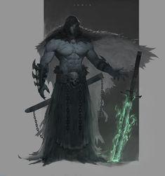 Monster Concept Art, Fantasy Monster, Monster Art, Fantasy Art Men, Fantasy Armor, Fantasy Weapons, Fantasy Character Design, Character Design Inspiration, Character Art