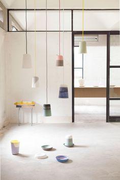 Liquid Lamps by Meyers Fugmann