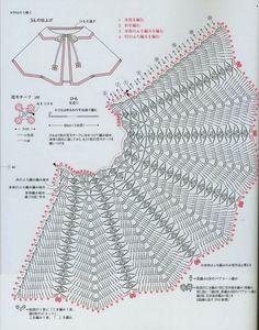 poncho pattern