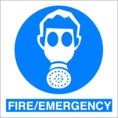 Fire emergency £0.99 #signs #mandatory