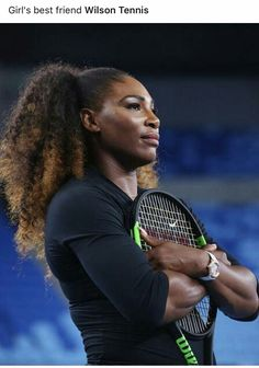 9365c690e880e Serena Williams Photos Photos - Serena Williams of the USA looks ahead  during a Wilson Racquet promotion ahead of the 2017 Australian Open at  Melbourne Park ...