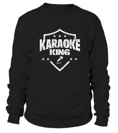# Karaoke King Funny Singing Distressed T Shirt .  HOW TO ORDER:1. Select the style and color you want: 2. Click Reserve it now3. Select size and quantity4. Enter shipping and billing information5. Done! Simple as that!TIPS: Buy 2 or more to save shipping cost!This is printable if you purchase only one piece. so dont worry, you will get yours.Guaranteed safe and secure checkout via:Paypal | VISA | MASTERCARD