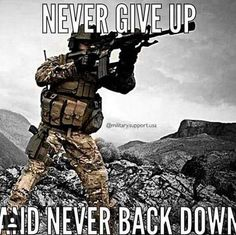 Military Quotes, Military Humor, Military Life, Usmc, Marines, Wise Quotes, Qoutes, Military Motivation, Patriotic Quotes