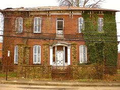Abandoned House in Brownsville, PA by Equinox27, via Flickr