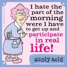 I am just too tired to participate, but life goes on no matter how I feel!