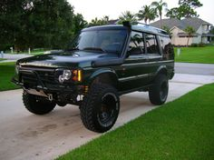 Image result for 1997 land rover discovery off road