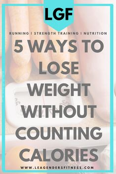 5 Ways To Lose Weight Without Counting Calories ! 5 Ways To Lose Weight Without Counting Calories ! 5 Ways To Lose Weight Without Counting Calories ! Ways To Lose Weight, Weight Loss Tips, Eat Slowly, Fit Board Workouts, Portion Control, Natural Supplements, How To Eat Less, Calorie Counting, Nutrition Tips