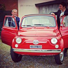 Fiat 500 Cinquecento @500happypeople #500 #fiat #fiat500 #cinquecento #cinquino #italy ... | Yooying