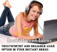 If you are facing hurdles in approving a loan from banks because of your poor credit rating, then you stop worrying about it because Payday Loans With Installment is here to help you. They offer quick financial assistance with easy repayment option. You can effortlessly settle up the loan amount in installments. Apply Today! http://www.loansinstallment.net/payday_loans_with_installment.html