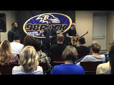 """An interview with Brent Smith and Zach Myers along with """"Cut the Cord"""" at 98Rock in Baltimore MD. Shinedown Interview and """"Cut the Cord"""" at 98 Rock"""