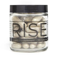 "RISE™ can help anyone who needs to be at their optimal state of mind. Nootrobox uses a scientifically-engineered stack of top-grade nootropics, known as ""Smart Drugs"" to improve your brain elasticity, increase your short & long term memory, and rid that brain-fog for a crystal clear thought process. Interested? Want to learn more about it? Click here! https://nootrobox.com/rise As an exclusive bonus, use our discount code ""Pinterest10"" to receive 10% off your next purchase with Noo"