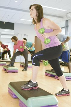 57c56bc172 Men and women performing aerobic exercises   Free Stock Photo Fast Weight  Loss Diet