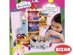 Desde la serie de de dibujos animados llega Ben & Holly Castillo Mágico ¡Los más pequeños lo pasarán en grande¡