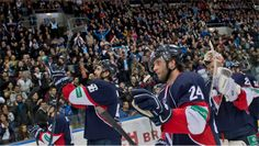 The story of #Slovan #Bratislava in KHL ends. It's not the winning or losing; it's the taking part. Right?